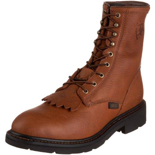 Ariat Lace Up Work Boots - Ariat Men's Cascade 8