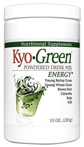 Wakunaga of America Company Kyo-Green o Maltodextrin - 10 oz powder ( 12-Pack) by (Kyo Green Powder)