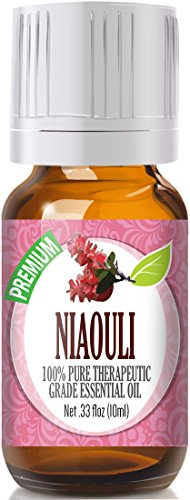 Niaouli 100% Pure, Best Therapeutic Grade Essential Oil - 10ml
