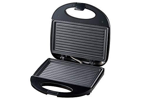 Ardes AR1S10 Sandwich / Panini Maker 2 Fette SFIZIO ECO Piastre Rigate Antiaderenti Griglia Elettrica con Spie Luminose 2