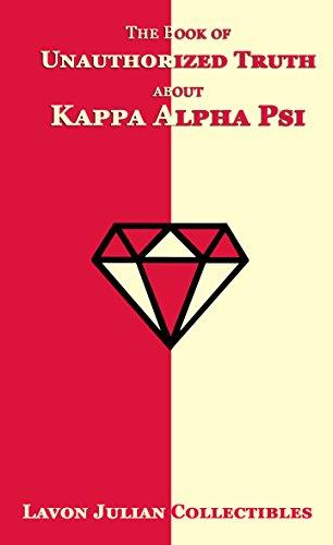 Kappa Alpha Psi The Best Amazon Price In Savemoneyes