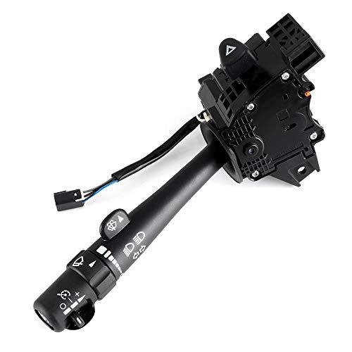(cciyu Multifunction Combination Switch Turn Signal Switch fit 2004-2007 Buick Rainier 2003-2006 Cadillac Escalade 2003-2006 Chevrolet Avalanche 2003-2006 GMC Yukon 2003-2007 Hummer H2 12450067 )