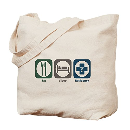 CafePress–Eat, sleep gamuza de residencia–lona bolso, bolsa de la compra