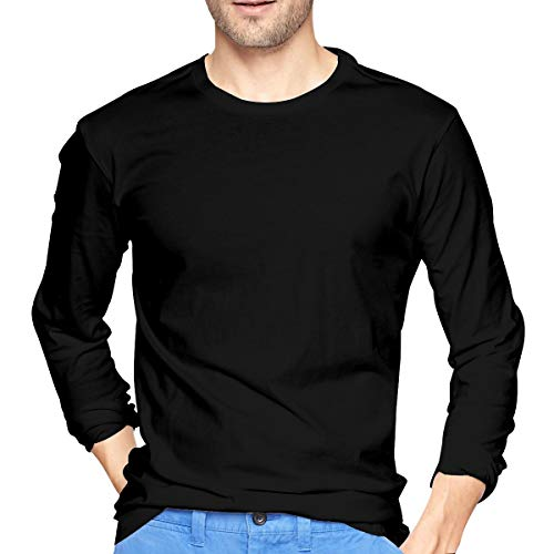 JeremiahR Mens Modest Mouse The Moon & Antarctica Long Sleeve Tees Black XXL (Mouse The Room Modest Best)