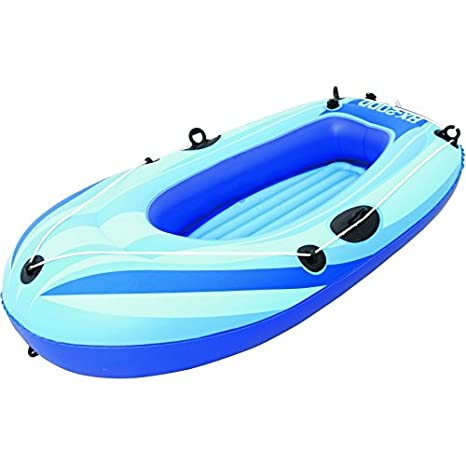 Amazon.com: Bestway RX-2000 – Barca inflable/barco – azul ...