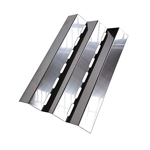 Grill Parts Zone Uniflame GBC1001W-C, GBC9129M & Backyard BY12-084-029-78 Porcelain Steel Heat Plate by Grill Parts Zone