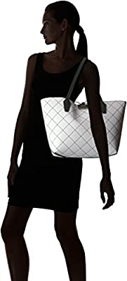 GUESS Bobbi Bw Inside Out Tote