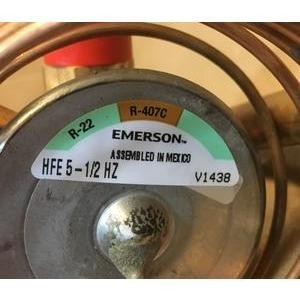 EMERSON/ALCO HFE 5-1/2 HZ/054777 5-1/2 TON ADJUSTABLE EXTERNAL LOW TEMP TXV