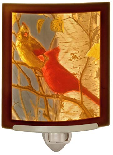 Cardinal Night Light -