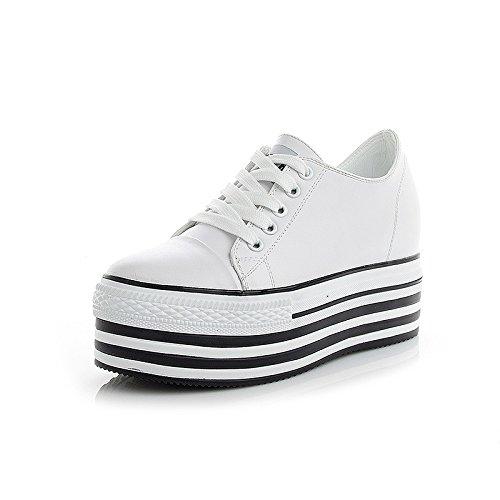 Plus Thirty D'Hiver Loisirs Cuir En Chaussures Les Muffin Épais nine KHSKX Chaussures YHxqRR