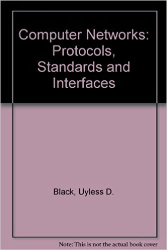 computer networks protocols standards and interfaces