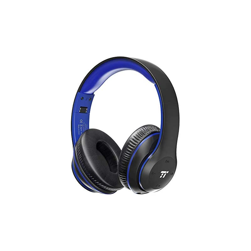 TaoTronics Wireless Headset Over Ear Hea
