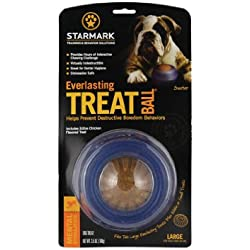 StarMark Everlasting Treat Ball, Large