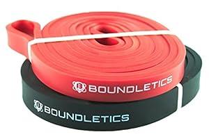 Boundletics Profi Fitness Band: Resistance Band zum effektiven Muskelaufbau,...