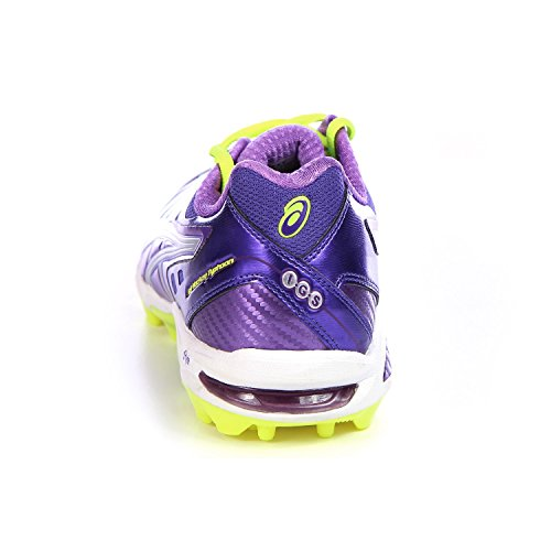 Chaussure Purple Gel Hockey hockey 2 Typhoon Asics Women's Y041q0