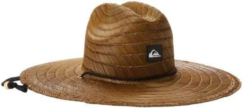 Quiksilver Men's Pierside Straw Sun Hat