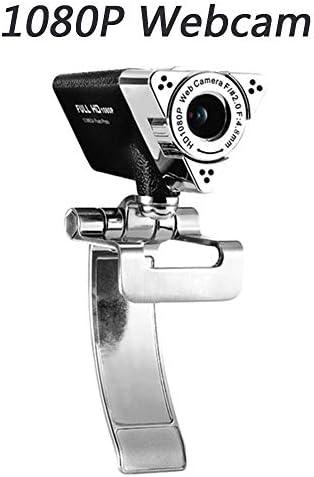 USB HD Webカメラ、デスクトップノートブックビデオ会議用の内蔵マイク付き1080P Webカメラリモートティーチング試験モニタリングポートレートコレクションなど