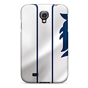 Hot WIb649lZAN Detroit Tigers Tpu Case Cover Compatible With Galaxy S4