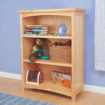 Mckenzie 091231901 - Cojín Natural estantería, madera sólida ...