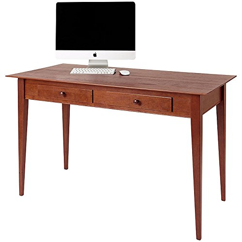 Manchester Wood Large Cherry Shaker Desk - Heritage Cherry