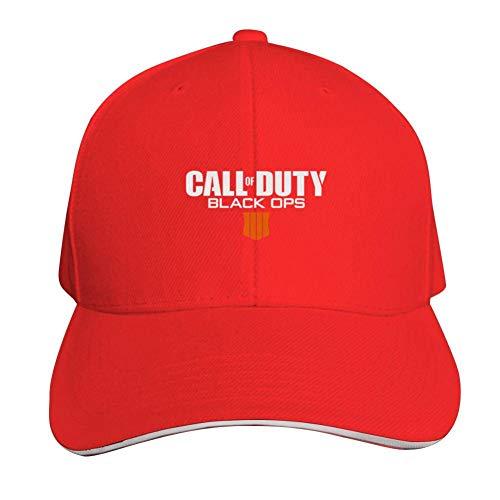 6cf14d42647 Baseball Cap Call of Duty Black Ops 4 Dad Hat Trucker Cap Cool for Boys  Girls