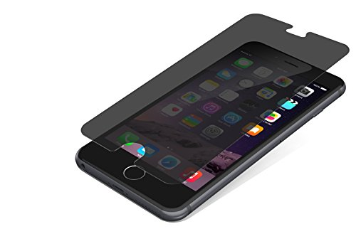 ZAGG InvisibleShield Case Friendly Privacy Glass and Screen Protector for iPhone 6 Plus / iPhone 6S Plus