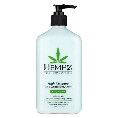 Enriched, Natural Oils: This whipped body lotion possesses both Yangu oil and pure, natural hemp seed oil, which are rich in antioxidants and fatty acids.
