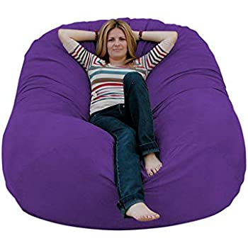 Amazon Com Cozy Sack 6 Feet Bean Bag Chair 6 Feet