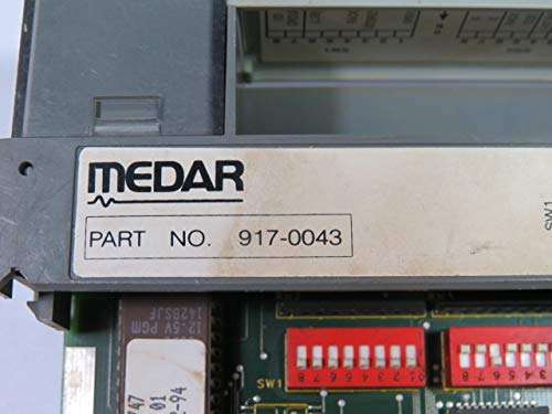 Medar 917 0043 9170043 Medweld Pcb Electronic Controllers Amazon Industrial Scientific