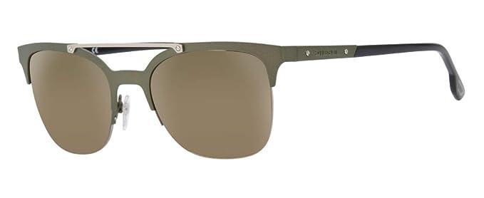 Diesel Sunglasses DL0215 5497G, Gafas de Sol para Hombre ...