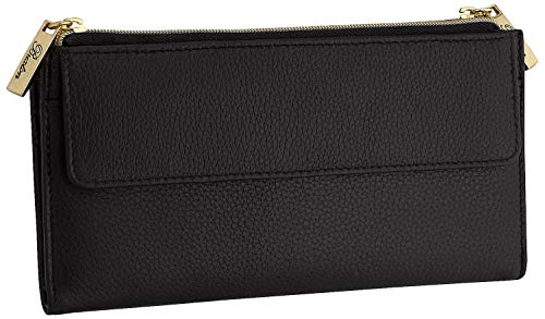 Buxton Cosmopolitan Wallet, black