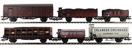 Märklin 046088 German 6pc Freight Car Set