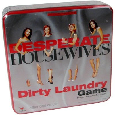 Desperate Housewives - Dirty Laundry Game (New, Lower Price!)