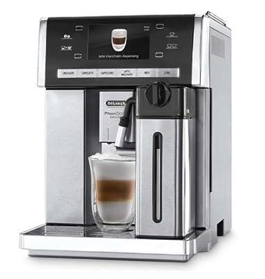 DeLonghi Primadonna Exclusive ESAM 6900.M Full Automatic Coffee Machine