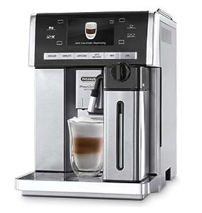 DeLonghi One Touch ESAM 6900 Kaffee-Vollautomat (15 bar, LatteCrema,...