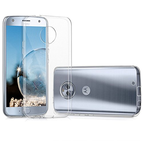 Price comparison product image Moto X4 Case,  [Invisible Armor] Xtreme SLIM,  CLEAR,  SOFT,  Lightweight,  Shock Absorbing TPU Rubber Bumper Case / Back Cover