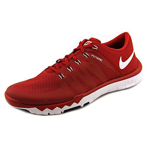 NIKE Men's Free Trainer 5.0 v6 Trainer Shoes (14 D(M) US, Gym Red/White/Black)
