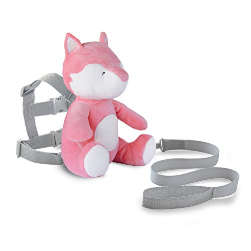Carter's Toddler Safety Harness, Animal Fox, Pink/Salmon by Carter's