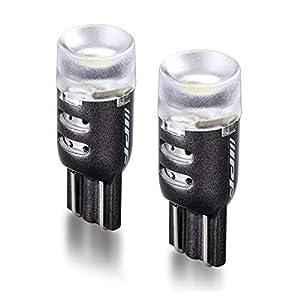 【Amazon.co.jp 限定】M's Basic by IPF ポジションランプ LED T10 バルブ 6500K 130ルーメン AMZ-PL001