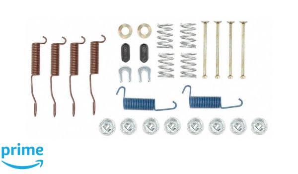 Raybestos H17287 Professional Grade Drum Brake Hardware Kit