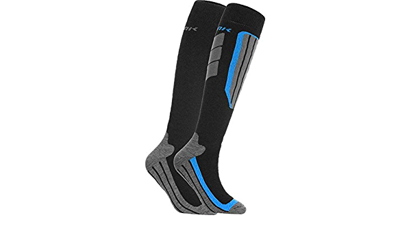 Details about  /Icepeak Ski Socks MEO Black Outdoor Warm Sport Ski Snowboard Hiking Protectable