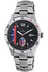Haurex Italy Men's BC355UBN Premiere Tachymeter Watch