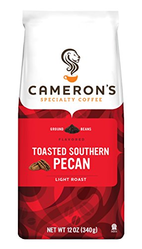 Cameron's Coffee Toasted Pecan, 12 Ounce (Pecan Toasted Pie)