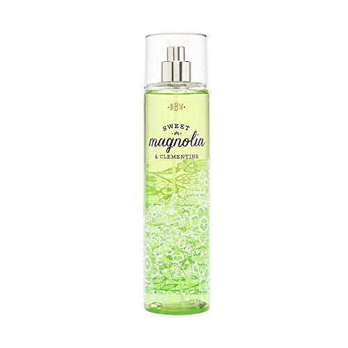 Bath & Body Works Fine Fragrance Mist Sweet Magnolia & Clementine 8oz (Bath And Body Works Splash)