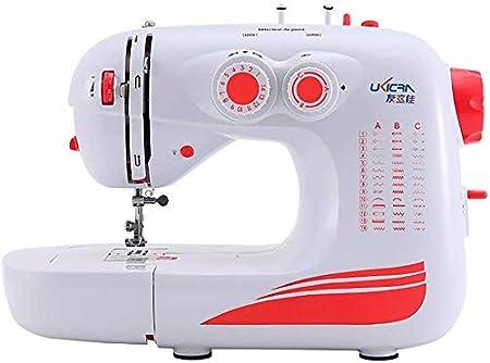 Máquina de coser portátil Máquina de coser portátil - 42 puntadas ...