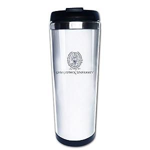 MIOPAIGE Georgetown University Logo Vacuum Cup Coffee/Travel Mugs