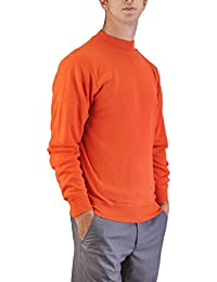 Alberto Cardinali Men's Mock Neck Sweater