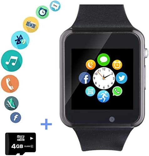 Smartwatch Pedometer Notification Compatible Samsung Huawei product image