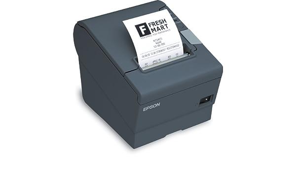 Epson TM-T88V Direct Thermal Printer Desktop Receipt Print C31CA85A8710 Monochrome