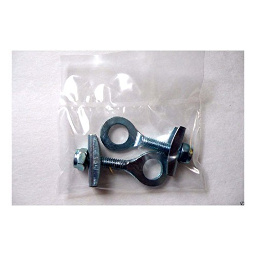 """Chain Tensioner Adjusters Pair for 3//8/"""" axle for BMX Old School Bike"""